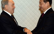 Meeting with President of the People's Republic of China Xi Jinping