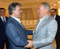 Встреча с Президентом Турецкой Республики Абдуллой Гюлем