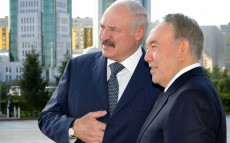 Meeting with President of the Republic of Belarus Alexander Lukashenko