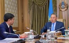 Мемлекет басшысы Бас прокурор Жақып Асановты қабылдады