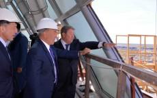 Қазақстан Президенті «Астана ЭКСПО-2017» көрме кешенінде болды
