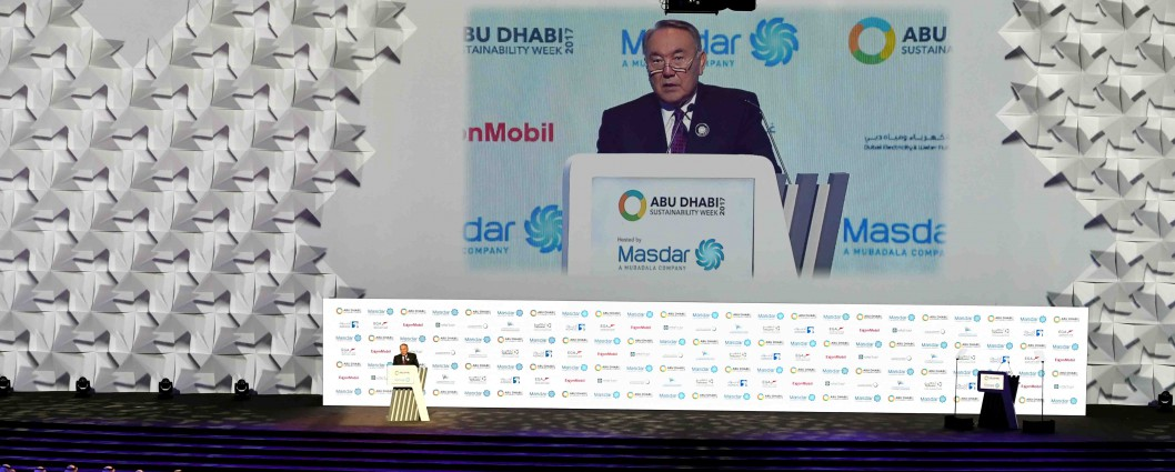 Participation in World Future Energy Summit