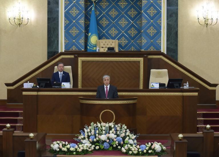 Послание Главы государства Касым-Жомарта Токаева народу Казахстана от 2 сентября 2019