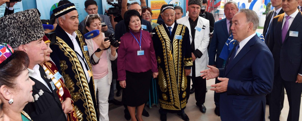 "Visiting the House of Friendship in ""Ancient Taraz"" Historical and Cultural Centre"