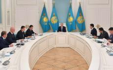 Қ.Тоқаев: Экономиканы дамытуға жаңа ойлар, жаңа әрекеттер қажет