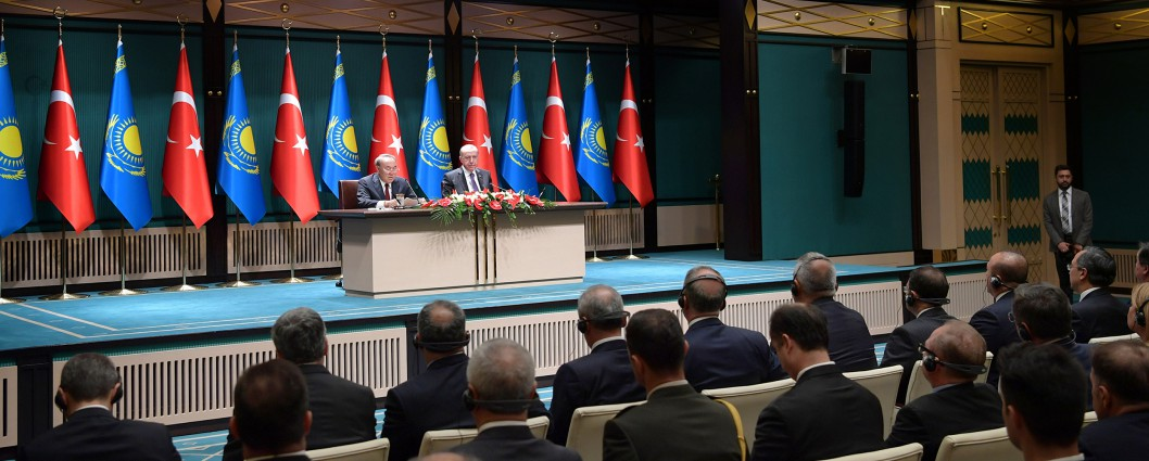 Briefing for the media following the state visit to Turkey