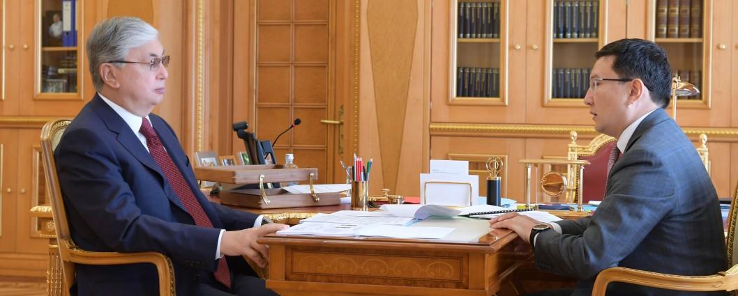"""Токаев дал поручение по реализации программы """"Бақытты отбасы"""""""