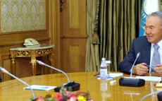 Today President Nursultan Nazarbayev Receives President of the Islamic Development Bank Ahmad Mohamed Ali Al-Madani