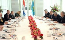 Meeting with Prime Minister of the Kingdom of the Netherlands Mark Rutte