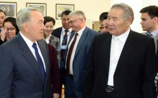Visit to the Intellectual School of Atyrau and meeting with public representatives of the region