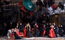 Елбасы «Травиата» операсына барды
