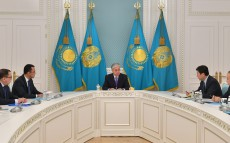 The President held a meeting with the leadership of his administration on priority tasks in 2020