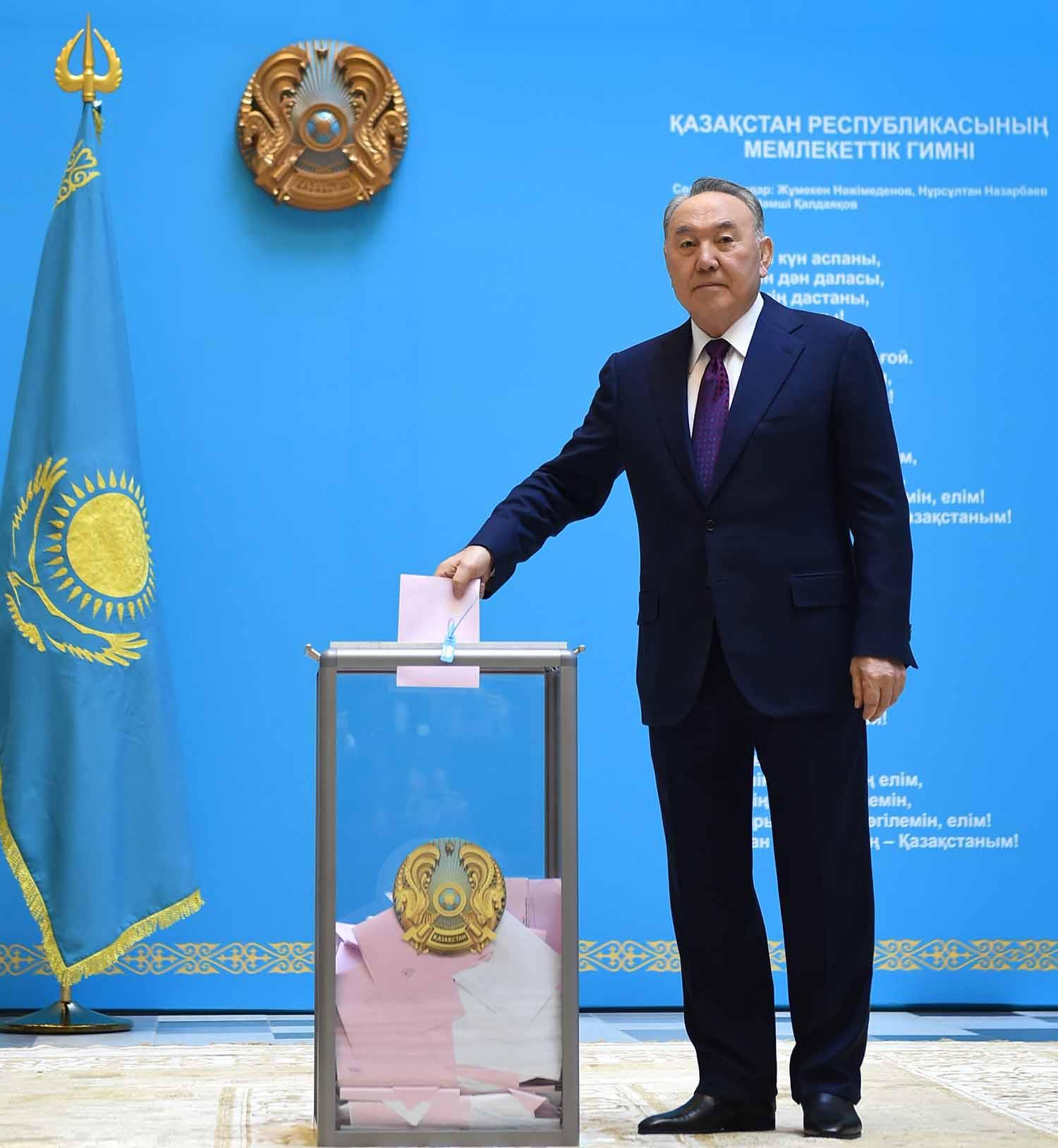 Политический строй Казахстана может поменяться