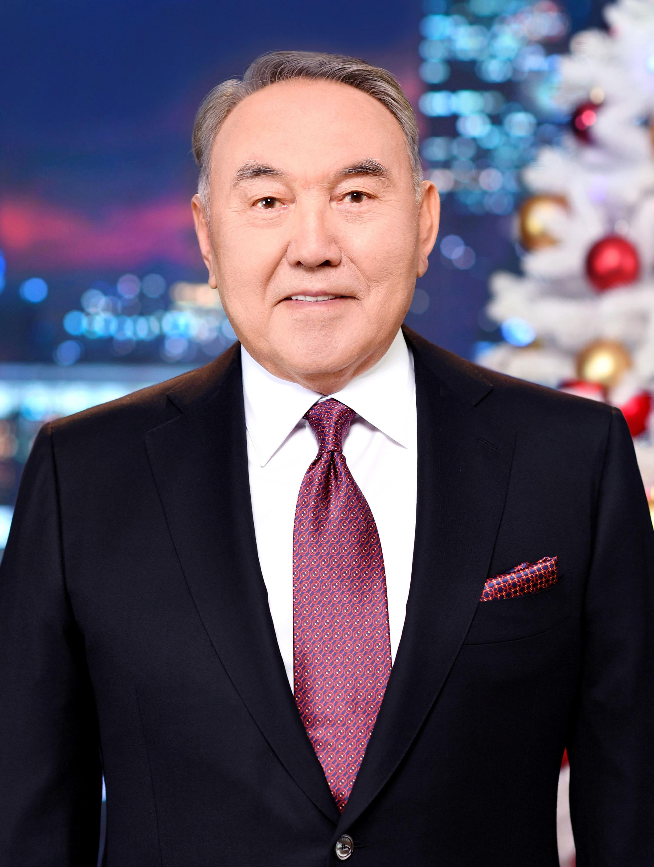 Поздравление Главы государства Нурсултана Назарбаева с Новым 2019 годом