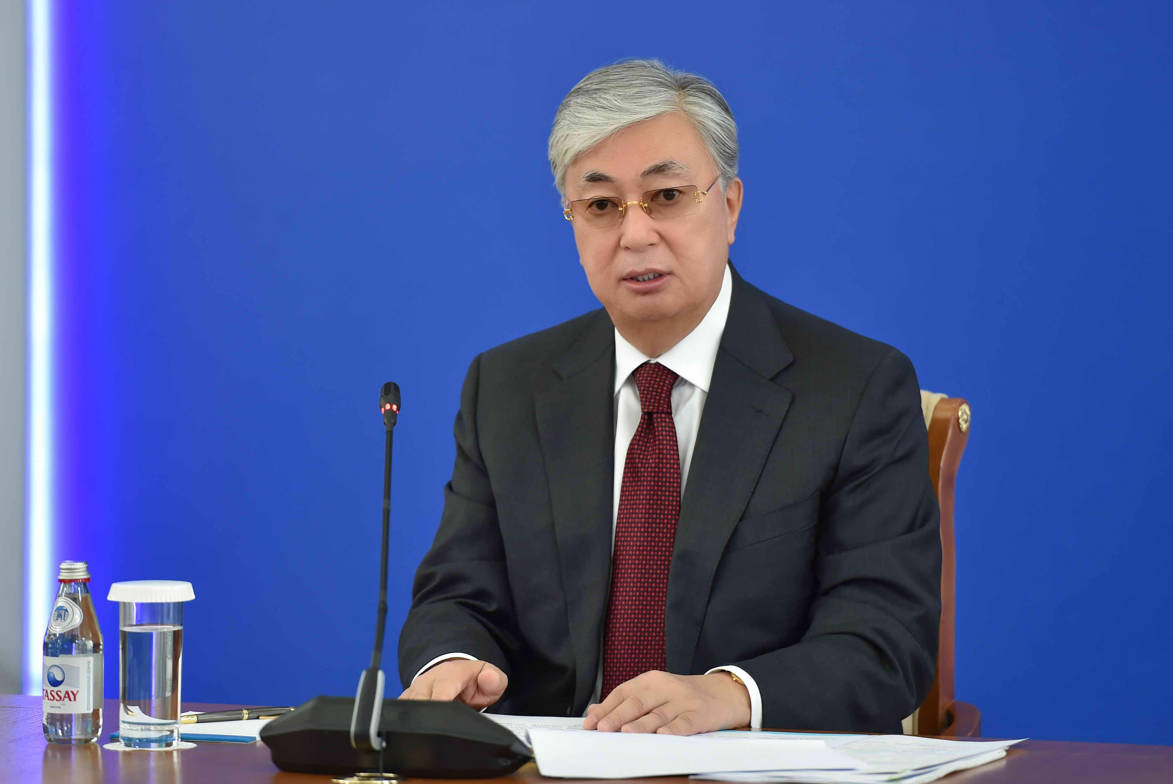 Касым-Жомарт Токаев назвал задачи, которые необходимо решить Правительству и акиматам 1