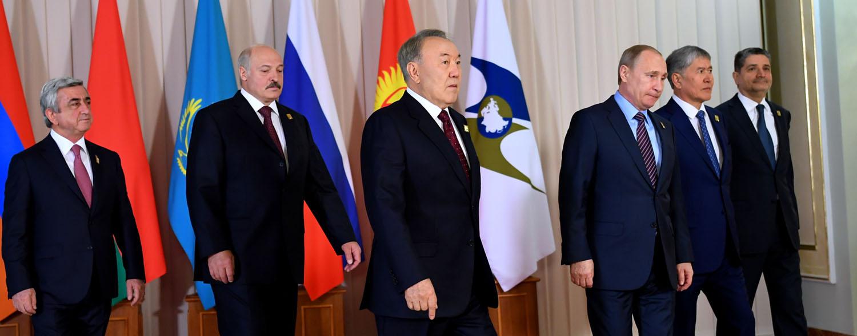 Н.Назарбаев: Рынок ЕАЭС может стать связующим звеном между Востоком и Западом