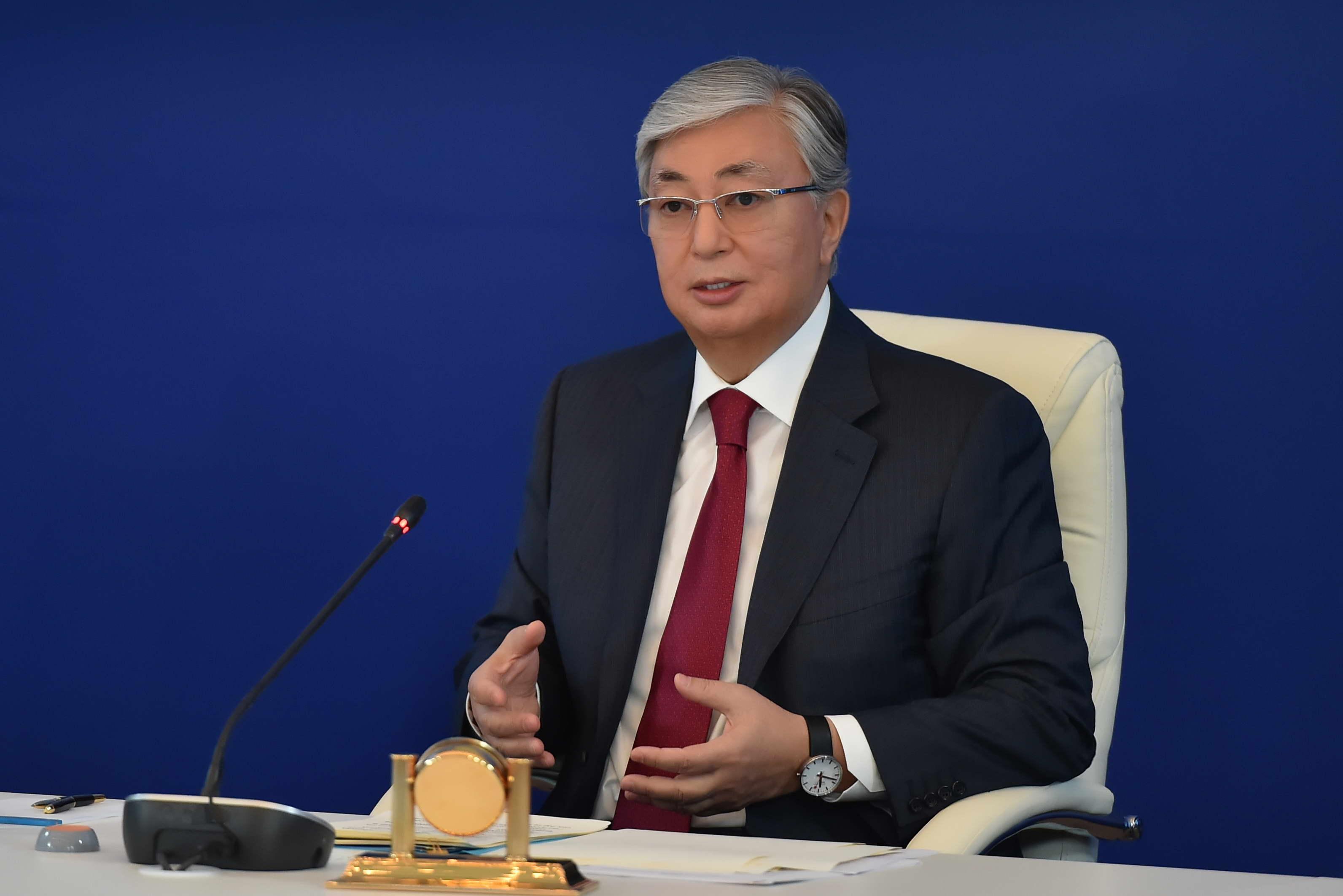 Касым-Жомарт Токаев поставил ряд конкретных задач по развитию столицы 1