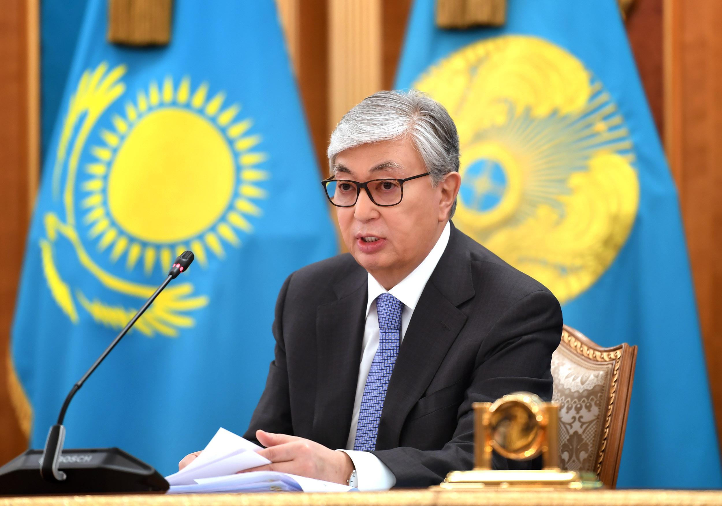 Ведете себя как руководители каких-то княжеств - Токаев раскритиковал акимов